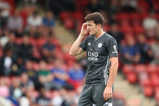 Brendan Rodgers dismisses 'cut-off date' for Manchester United to sign Harry Maguire - Bóng Đá