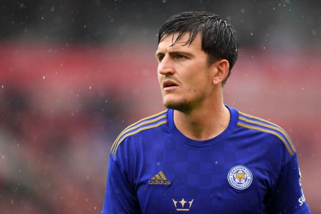 Harry Maguire calls in SICK and misses Leicester training as he continues to push for Manchester United move  - Bóng Đá