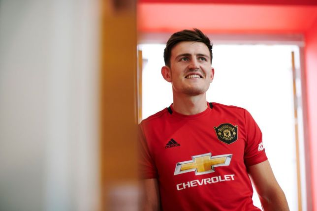 Manchester United transfer news: Harry Maguire shirt number revealed after record-breaking move - Bóng Đá