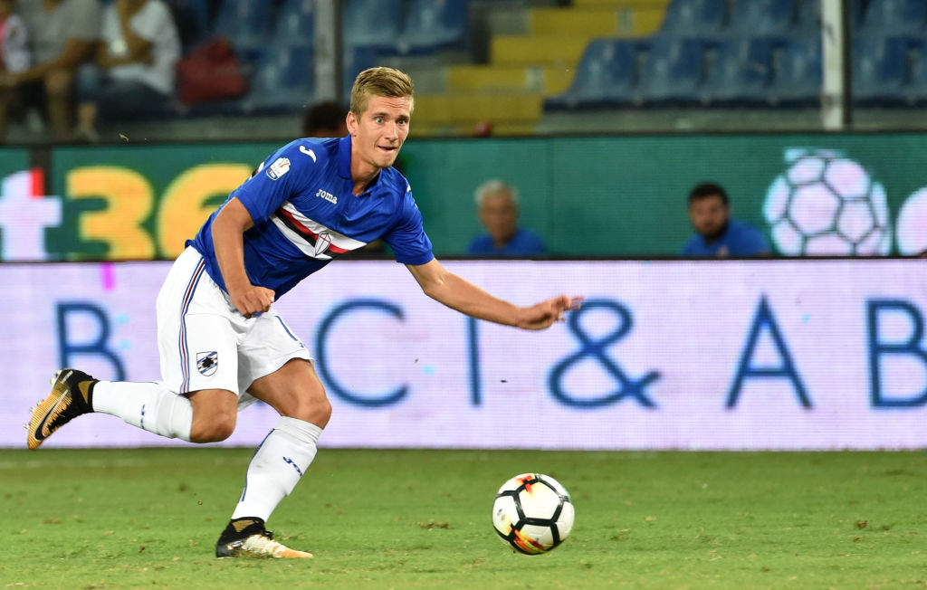 Leicester set to sign Sampdoria midfielder Dennis Praet as they agree £20m deal with Italian club - Bóng Đá