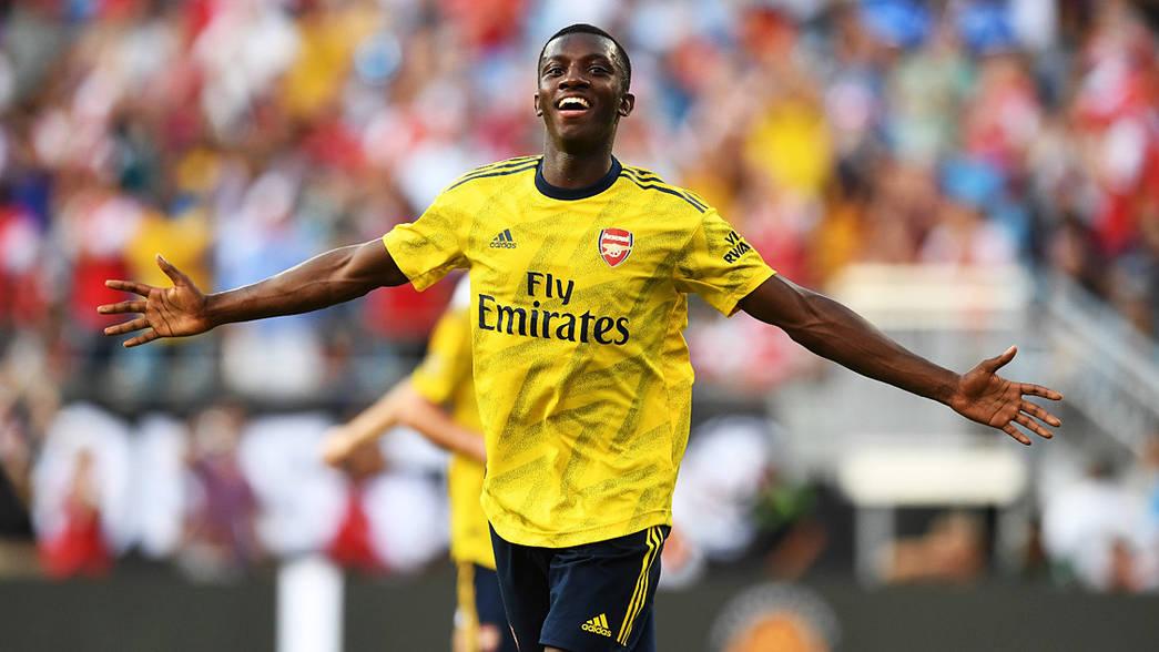 Eddie Nketiah joins Leeds United on loan - Bóng Đá