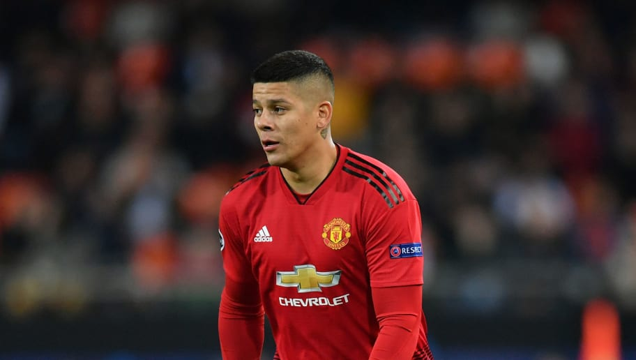 Marcos Rojo to remain at Manchester United - Bóng Đá