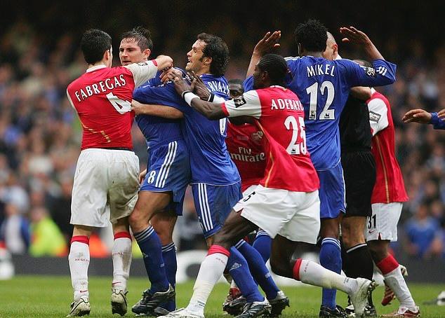 David Luiz và 10 cầu thủ từng khoác áo cả Arsenal lẫn Chelsea - Bóng Đá