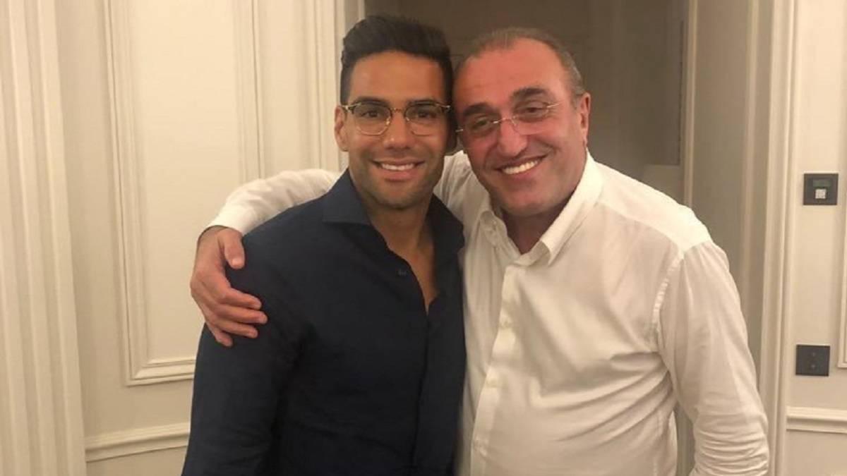 Falcao joins Galatasaray - Bóng Đá