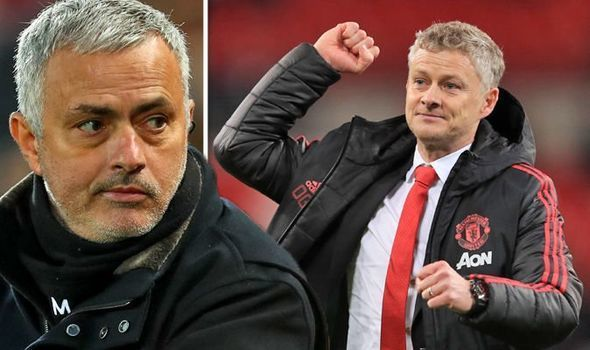 Mourinho talks about Solskjaer at Man Utd - Bóng Đá