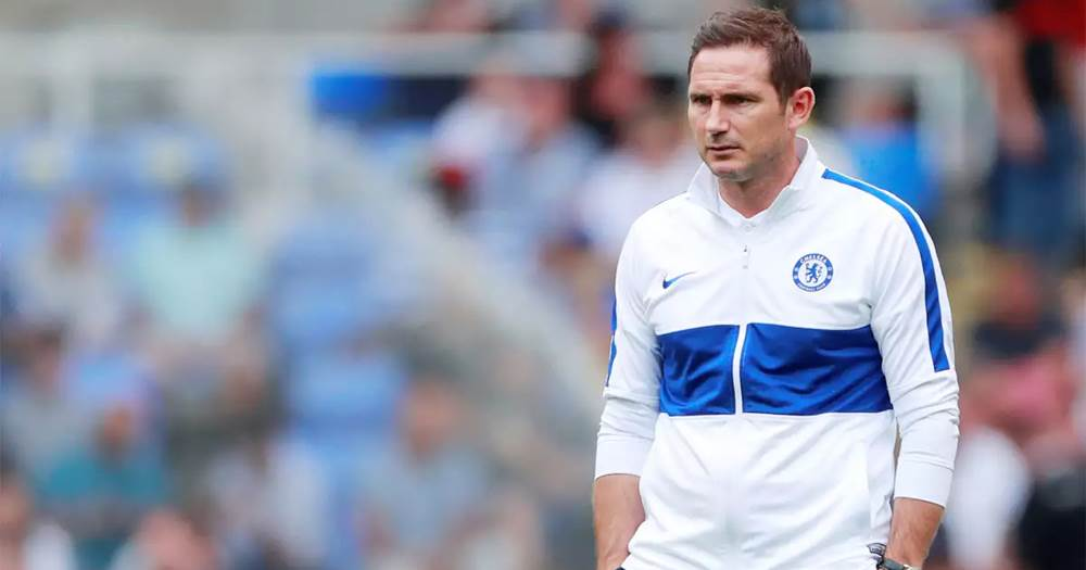 Lampard takes a run around Old Trafford - Bóng Đá