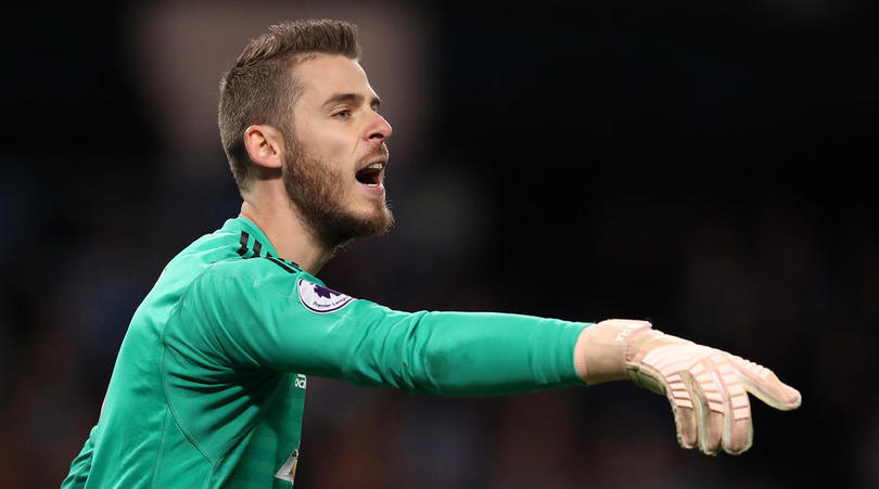 David de Gea's 'future at Manchester United still in doubt' - Bóng Đá