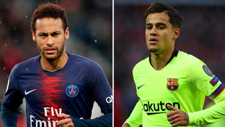 Neymar edges closer to Barcelona return as PSG willing to accept superstar in return - Bóng Đá