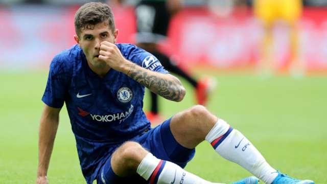 Lampard reveals reasons behind Pulisic omission against Man Utd - Bóng Đá