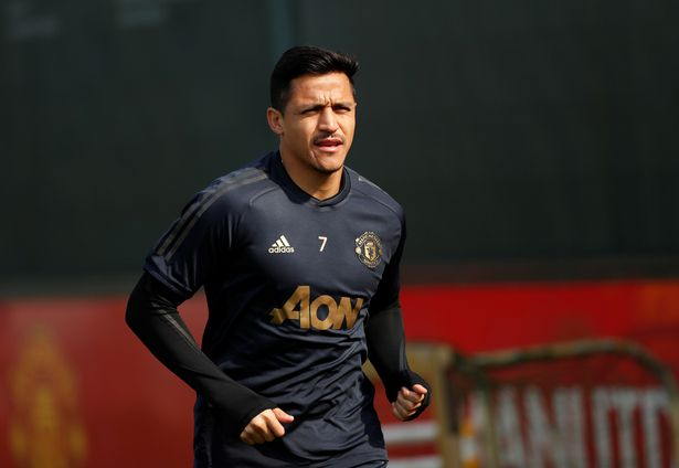 Alexis Sanchez 'involved in Man Utd training ground bust-up' with Mason Greenwood - Bóng Đá