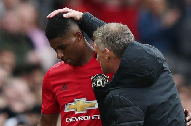 Graeme Souness says Ole Gunnar Solskjaer is being 'unfair' on Marcus Rashford at Manchester United - Bóng Đá