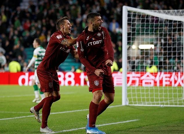 Celtic 3-4 CFR Cluj (agg 4-5): Neil Lennon's side fail to reach Champions League group stages AGAIN - Bóng Đá