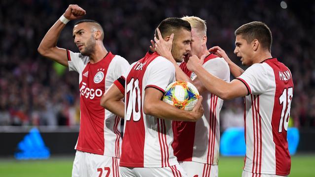 Địa chấn! Ajax hút chết, Champions League vắng bóng 2 'gã khổng lồ' - Bóng Đá