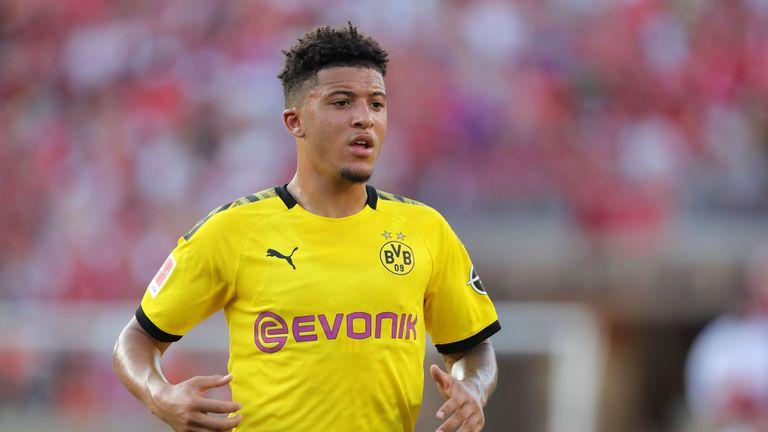 Jadon Sancho: Borussia Dortmund turned down approach from 'super club' for forward - Bóng Đá