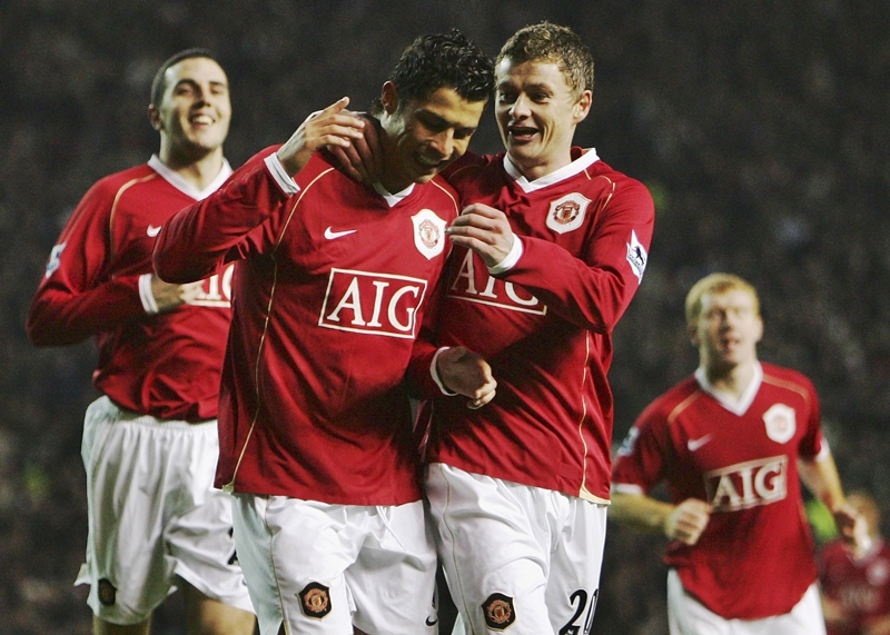 Ole Gunnar Solskjaer's plan to turn Marcus Rashford into Cristiano Ronaldo - Bóng Đá
