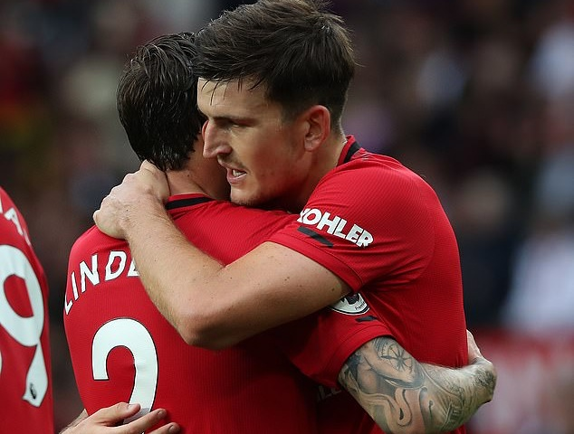 Man Utd không thay được cặp Vidic-Ferdinand... cho đến bây giờ - Bóng Đá