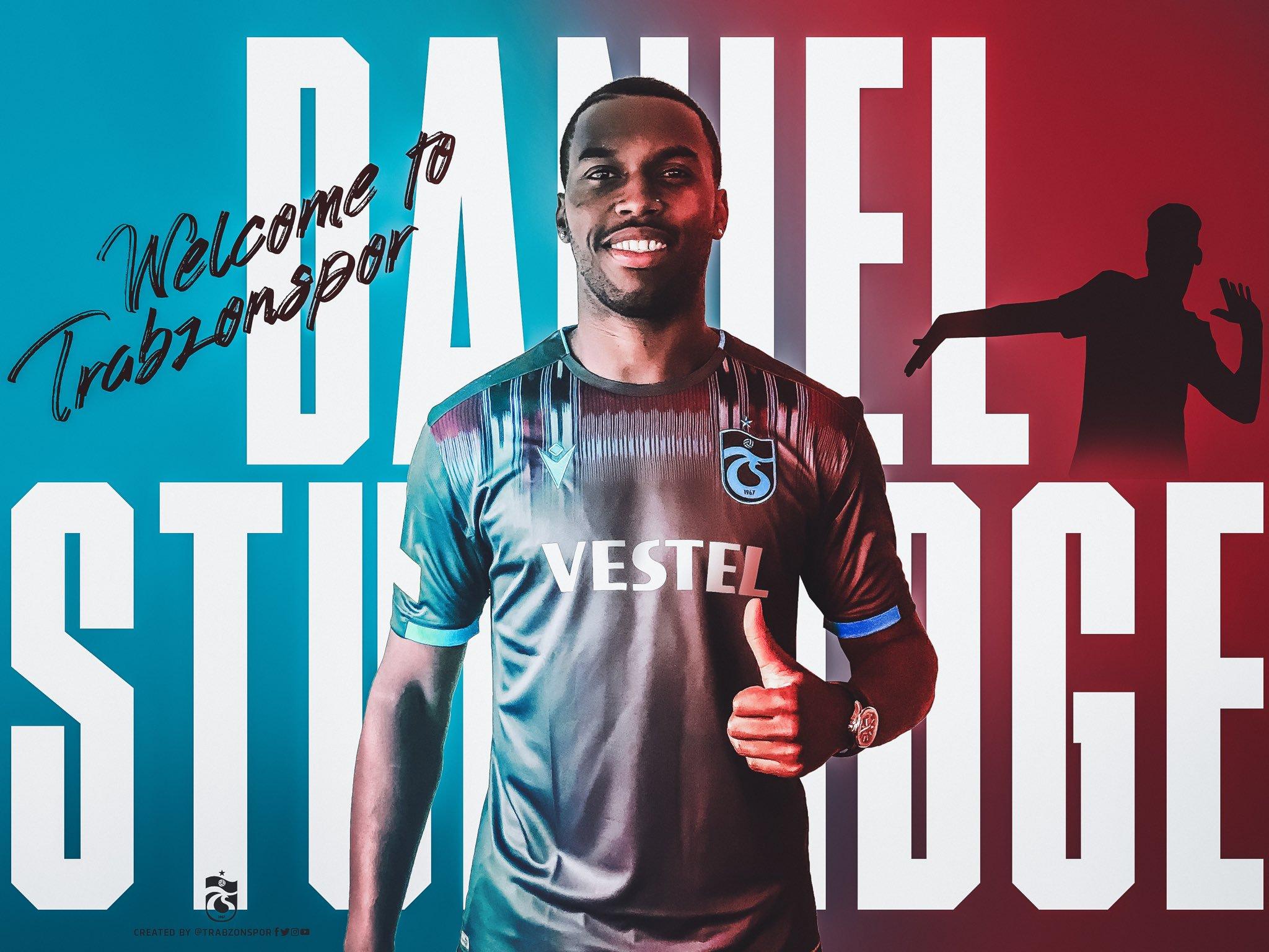 Daniel Sturridge joins Trabzonspor on three-year deal after Liverpool exit - Bóng Đá