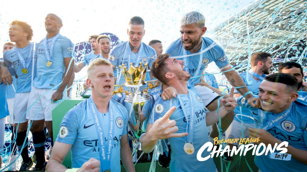 Manchester City denied request for extra winners' medals by Premier League after title triumph last season - Bóng Đá