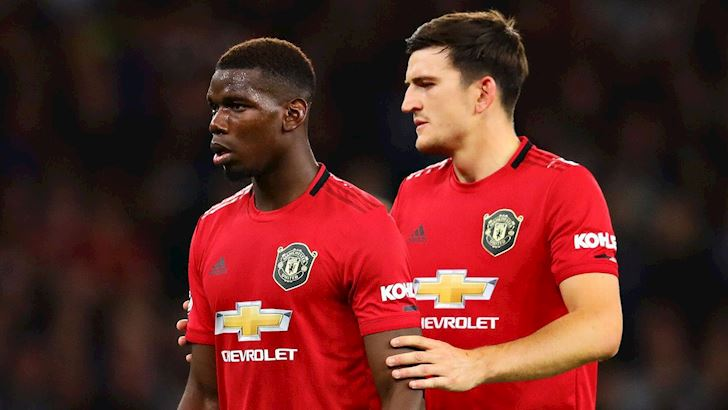 Manchester United players 'fear Paul Pogba could be upset by dressing down after boss Ole Gunnar Solskjaer names Marcus Rashford as penalty taker - Bóng Đá