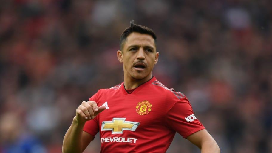 Alexis Sanchez returns to Manchester after missing training amid transfer speculation - Bóng Đá