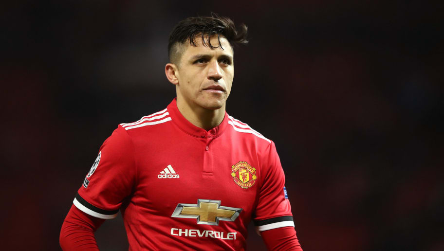 Alexis Sanchez returns to Manchester after missing training amid transfer speculation - Bóng Đá