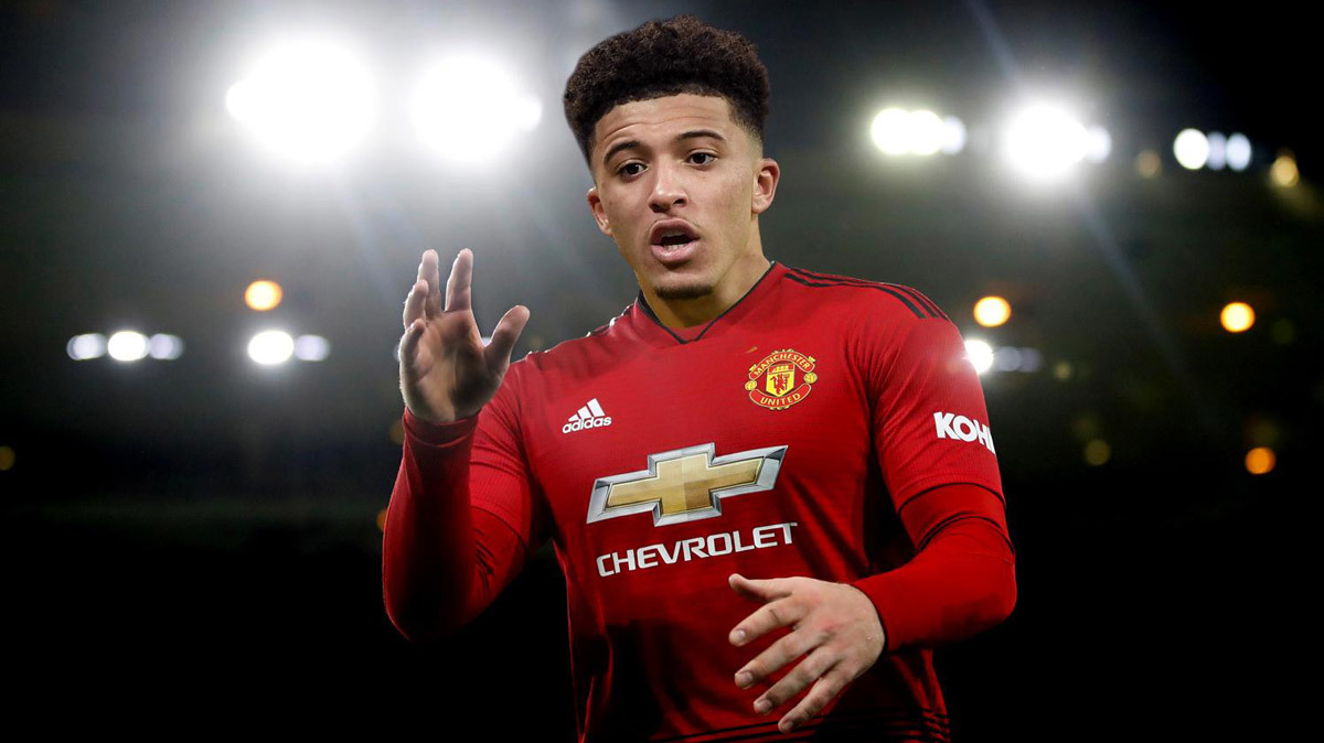 Cứ đà này, 100 triệu Man Utd cũng không mua nổi Jadon Sancho ở mùa Đông - Bóng Đá