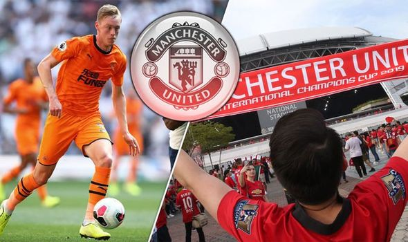 Man Utd fans say the same thing about Newcastle star Sean Longstaff after failed transfer - Bóng Đá