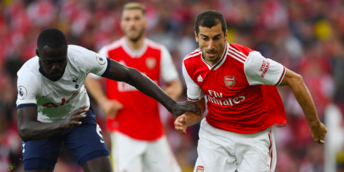 Arsenal's £45m saving after Henrikh Mkhitaryan's Roma move - Bóng Đá