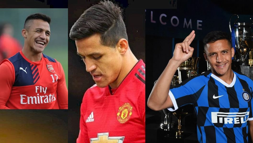 Alexis Sanchez's Shirt Number At New Club Revealed - Bóng Đá