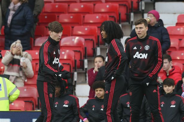 Tahith Chong reveals encouragement from Ole Gunnar Solskjaer after refusing to leave Manchester United on loan - Bóng Đá