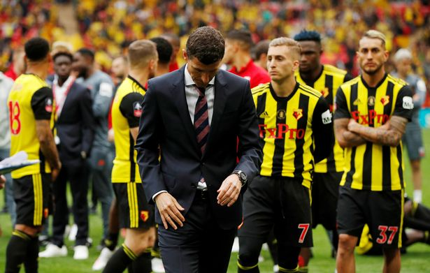 Watford sack Javi Gracia after dismal start to season - Bóng Đá
