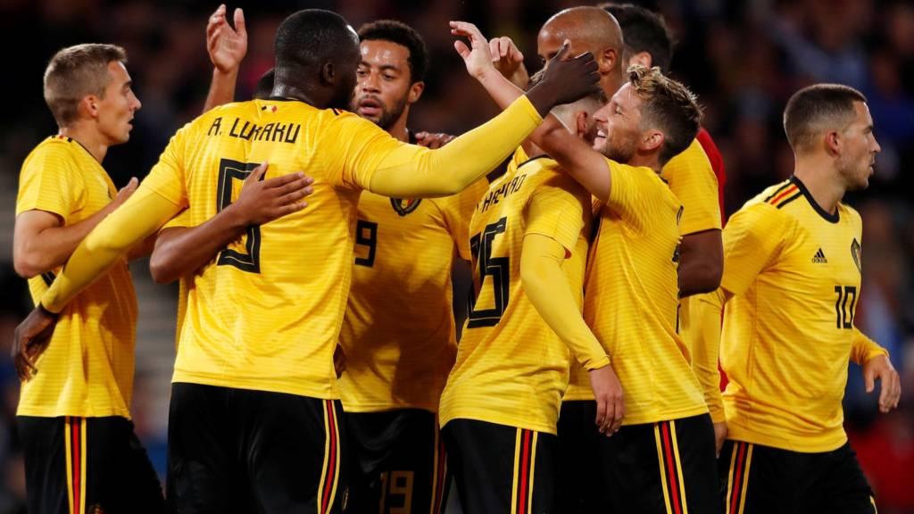 Lukaku không ngừng ghi bàn trong ngày De Bruyne lập kỷ lục khủng - Bóng Đá