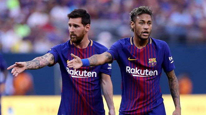 Did Barcelona do everything possible to sign Neymar? Messi isn't so sure  - Bóng Đá