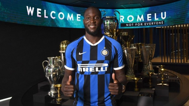 Romelu Lukaku felt he was blamed for Jose Mourinho's Manchester United failure as he opens up on time after sealing Inter Milan move - Bóng Đá