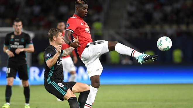 Manchester United want Toni Kroos in January ahead of Paul Pogba departure - Bóng Đá