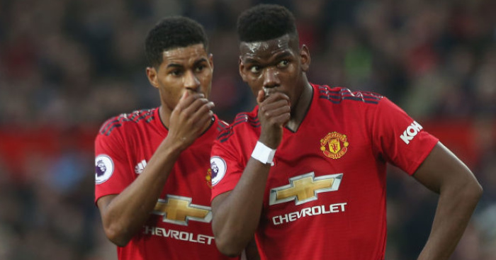 Marcus Rashford comments highlight difference between Ole Gunnar Solskjaer and Jose Mourinho - Bóng Đá
