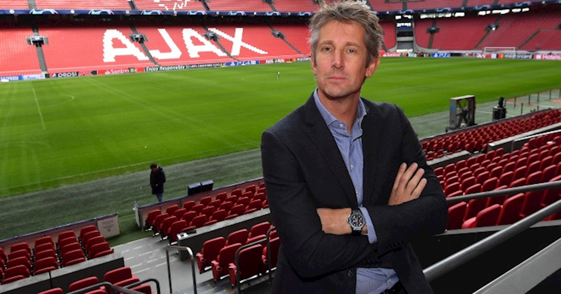 'We will see': Edwin van der Sar opens the door to Manchester United - Bóng Đá