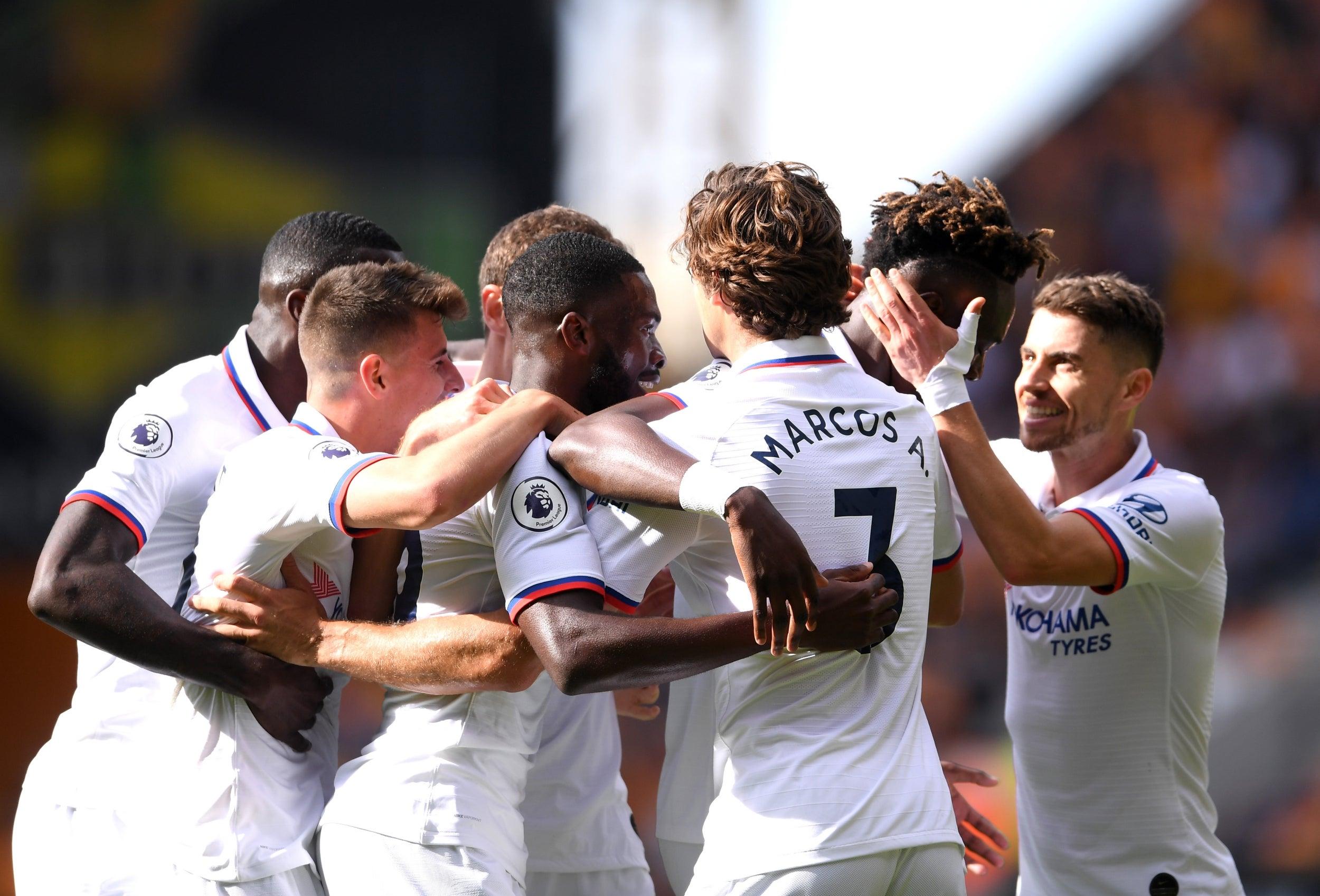 Chelsea suffer Antonio Rudiger injury blow during Wolves clash - Bóng Đá