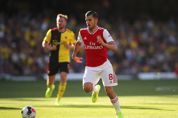 'Today was very hot': Unai Emery says he took Dani Ceballos off ahead of Arsenal collapse at Watford because of the TEMPERATURE - Bóng Đá
