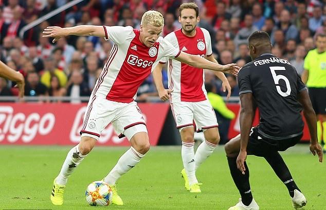 Mất De Ligt lẫn De Jong, Ajax vẫn rất đáng sợ - Bóng Đá