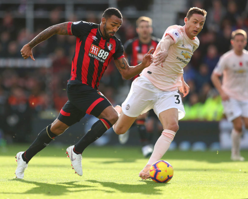 Manchester United considering move for Bournemouth striker Callum Wilson - Bóng Đá