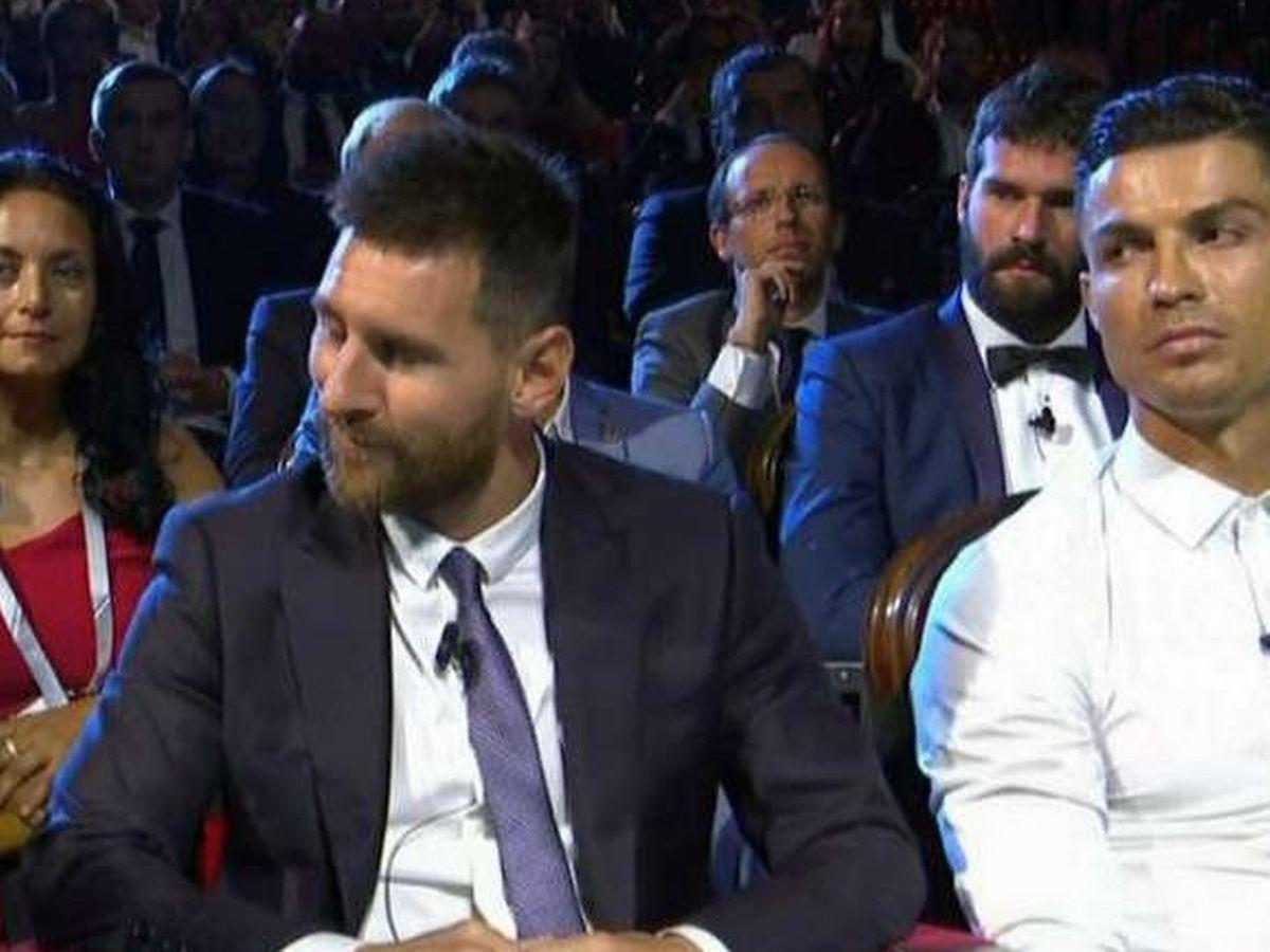 I want to win the Ballon d'Or more times than Messi – Ronaldo - Bóng Đá