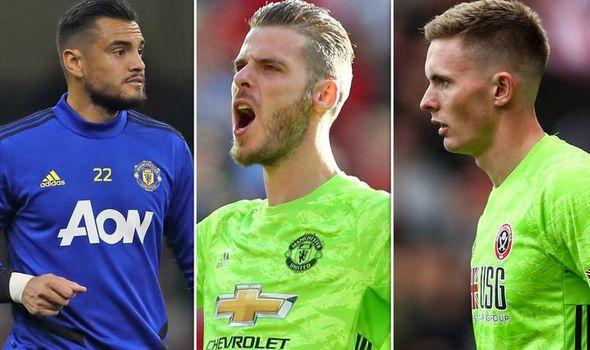 David De Gea signing Man Utd contact may prompt Sergio Romero and Dean Henderson exits - Bóng Đá