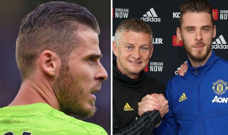 Quá rõ lý do De Gea quyết định gia hạn HĐ với Man Utd - Bóng Đá