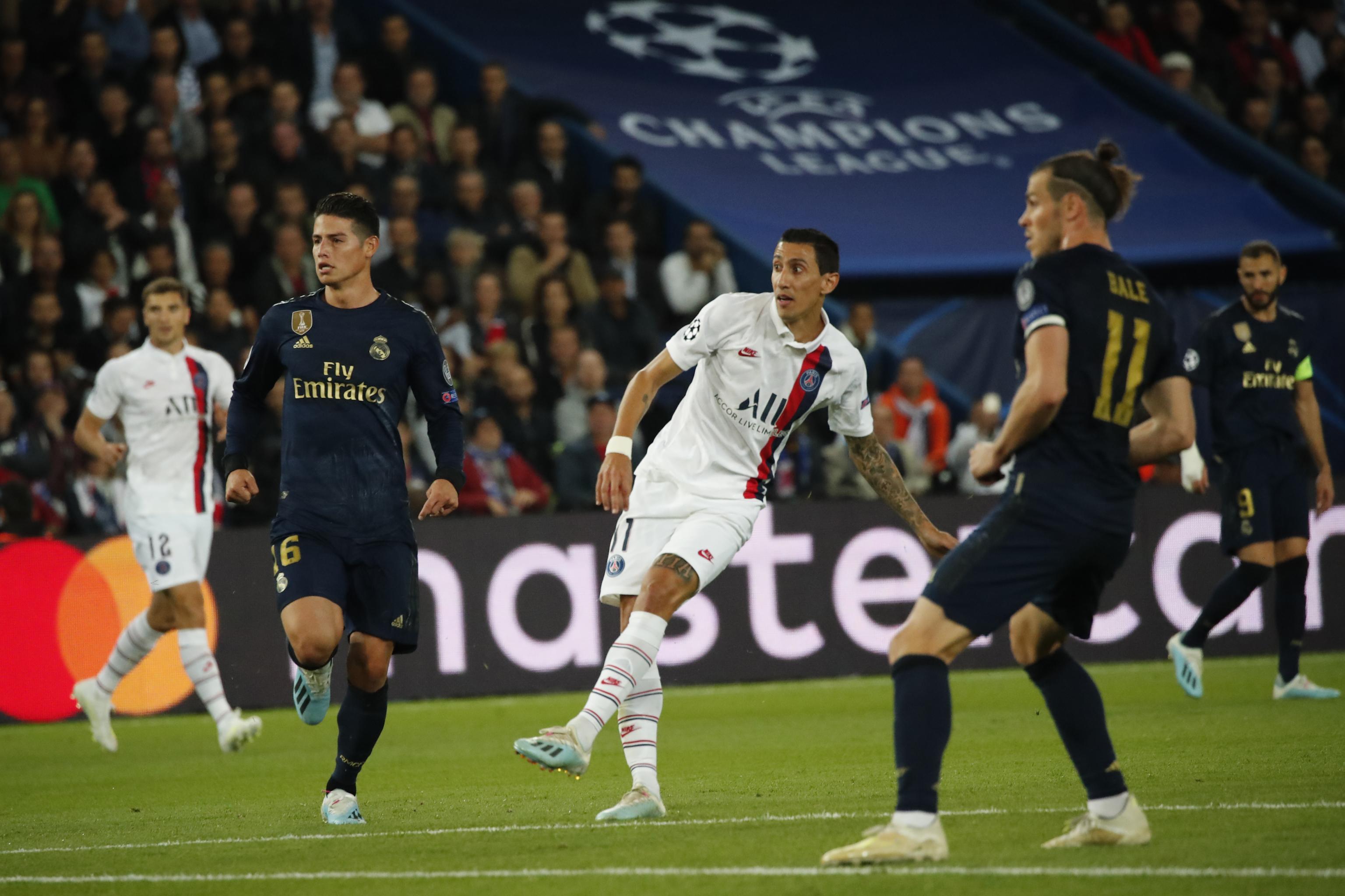 Thông kê kinh hoàng, cực sốc về Real Madrid ở trận thua PSG - Bóng Đá