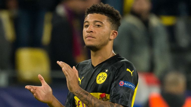'I could imagine him in any team in the world... he's an absolute weapon': Manchester United target Jadon Sancho hailed by Mats Hummels - Bóng Đá