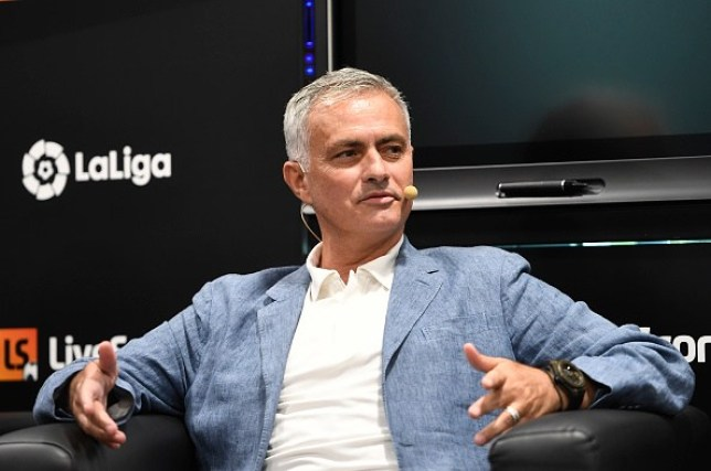 Jose Mourinho responds to Real Madrid speculation as pressure mounts on Zinedine Zidane  - Bóng Đá