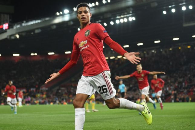Mason Greenwood compared to Man Utd hero Robin van Persie by Owen Hargreaves - Bóng Đá