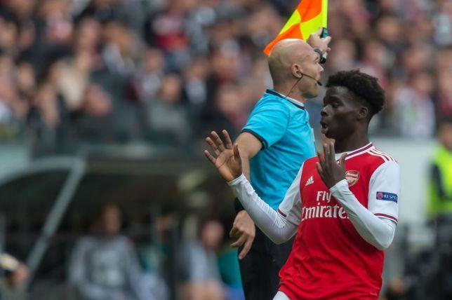 Arsenal starlet Bukayo Saka admits he struggles to understand Unai Emery - Bóng Đá