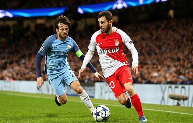 Playing for Pep is exhausting! Bernardo Silva opens up on the expectation of filling David Silva's boots at Manchester City - Bóng Đá